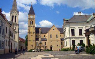 VÁROSNÉZÉS – Az Óváros tér és a vár