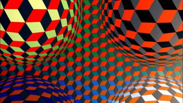 Vasarely művészetét ünneplik vasárnap a múzeumban