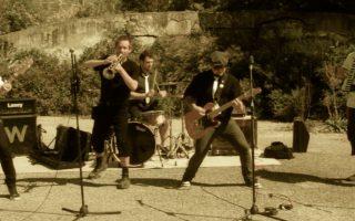 ZENE – A Mad Man's Crew házibulija