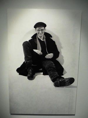 A fiatal Zsótér Sándor