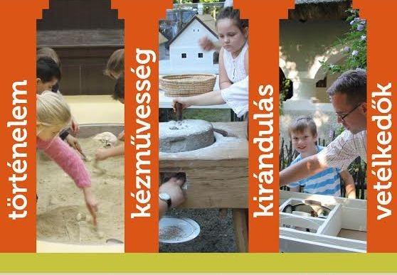 A megyei múzeum sok érdekes foglalkozással várja a gyerekeket