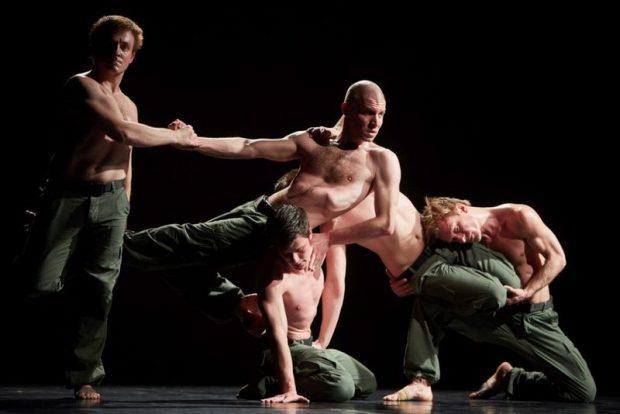 A fesztivál egyik fődíját a Forte Társulat előadása kapta. Fotó: Dusa Gábor