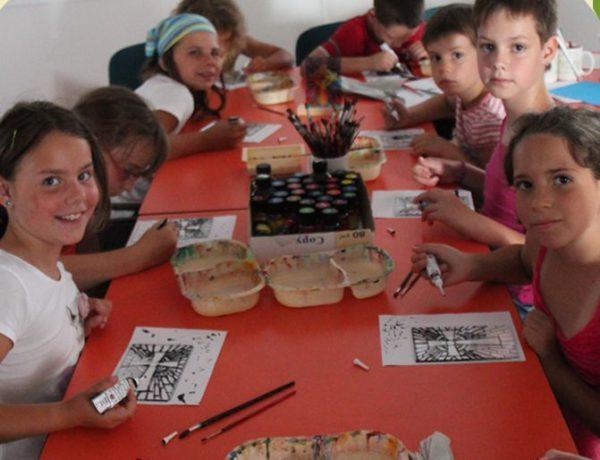A gyerekek a korábbi években is jól érezték magukat a Szaléziánum nyári táboraiban. Fotó: Szaléziánum