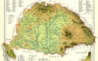 SZENZÁCIÓ – Megtalálták a trianoni óriástérképet