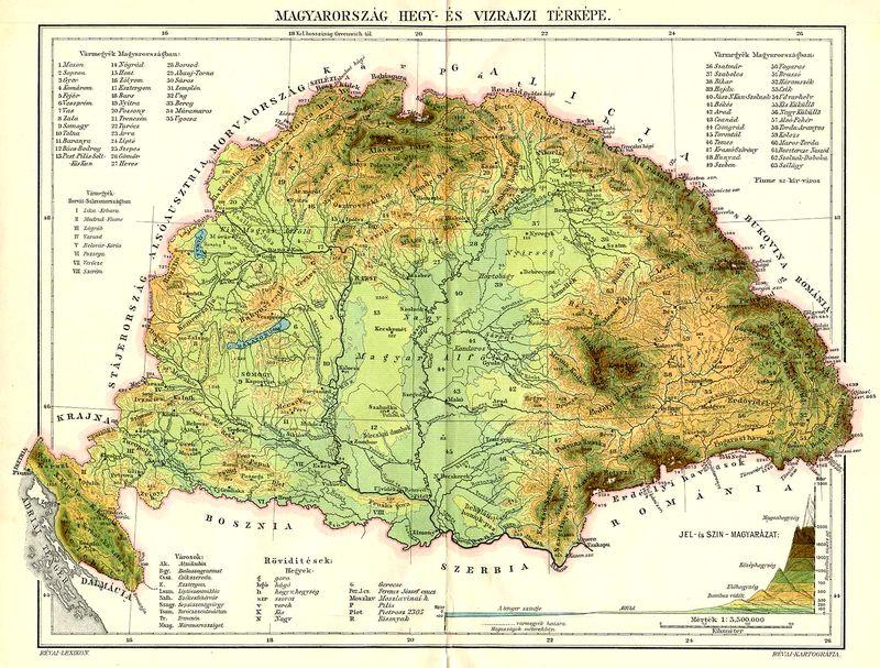 régi magyarország térkép trianon SZENZÁCIÓ – Megtalálták a trianoni óriástérképet   Veszprém Kukac régi magyarország térkép trianon