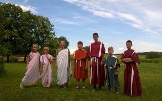 NYÁRI TÁBOR – Fedezd fel a rómaiak világát Balácán!