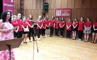 ZONTA ÖRÖMÜNNEP – Az első ifjúsági klub
