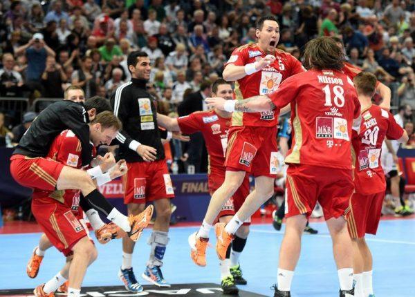 Először a Final Fourban. Fotó: sport365.hu