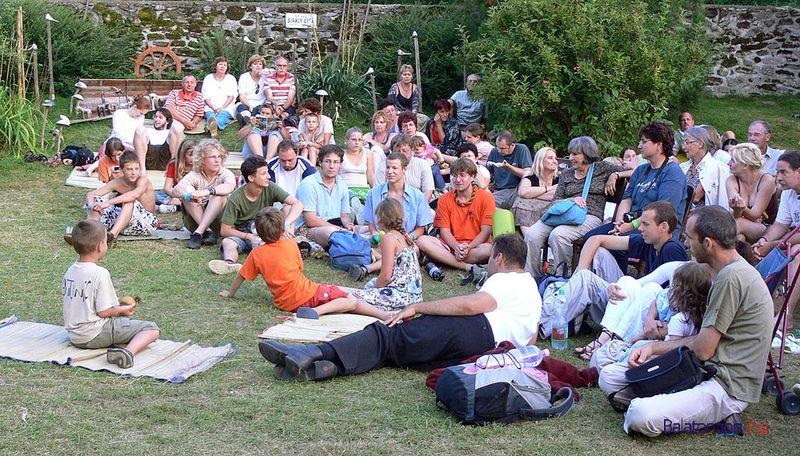 A Művészetek Völgye eddig is gyerekbarát volt, de most külön fesztivált kapnak a gyerekek és a családok. Fotó: Győrffy Árpád
