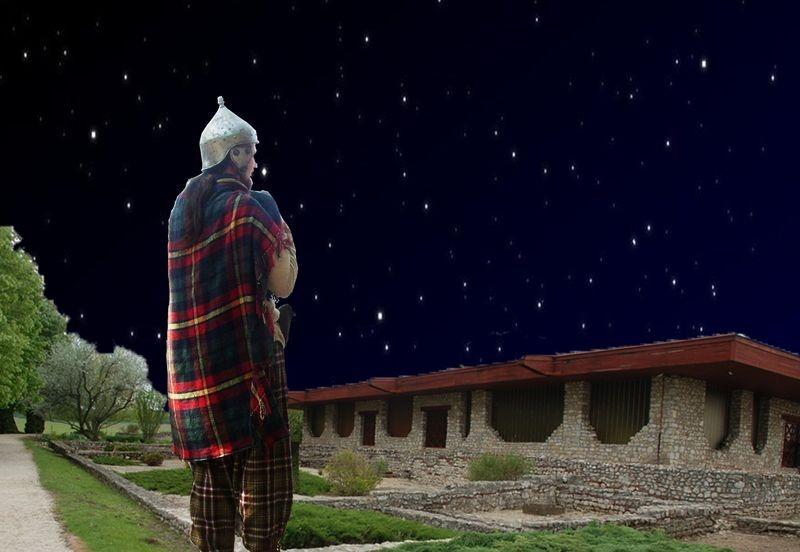 Ez lesz az este, ahol bárki keltává válhat. Kép: MNM Villa Romana Baláca