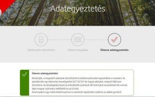 HATÁRIDŐ – Regisztrálni kell a feltöltős SIM-kártyát