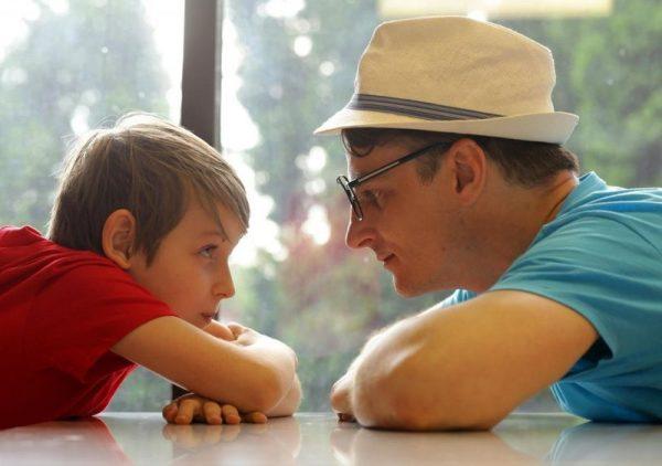 Magyarországon minden június harmadik vasárnapján ünnepeljük az apák napját. Képünk illusztráció
