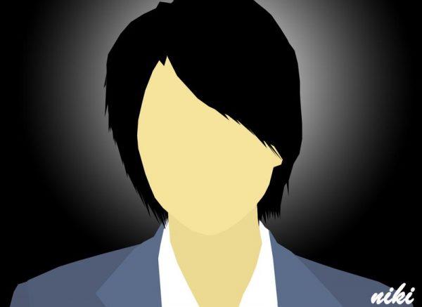 Ashiya Mizuki: No Face. Forrás: nlsanchez.deviantart.com
