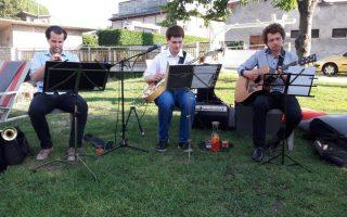 JAZZGITÁR – Egy zenészkarrier kezdetén