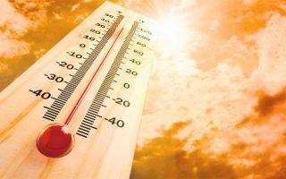 FORRÓSÁG – Másodfokú hőségriasztás Veszprémben
