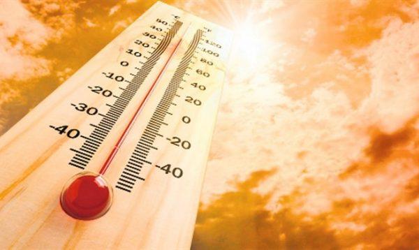 Hétfőig tart a hőségriadó. Képünk illusztráció