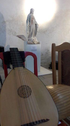 Korhű környezetben szólaltak meg a középkori dallamok