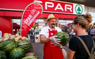 DINNYE – Idén is kiáll a magyar mellett az üzletlánc