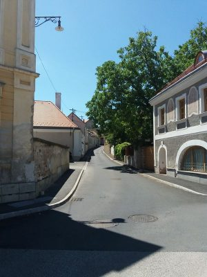 Toborzó utca