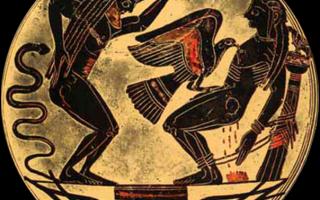 TÁNCSZÍNHÁZ – Prométheuszról….