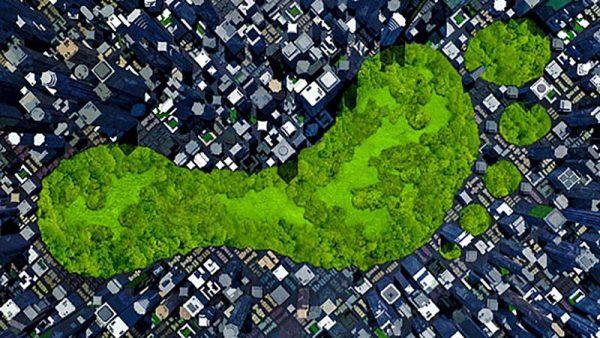 Egyre nagyobb az ökológiai lábnyomunk, egyre korábban éljük fel a Föld egy évre elegendő energiatartalékait. FotóK. Knauf Insulation Kft.