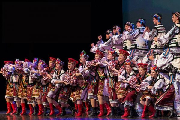 A Barvinok táncegyüttes is fellép a Veszprémi Vigasságokon. Fotó: Agóra