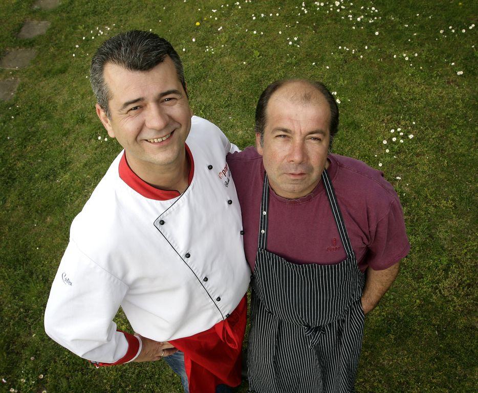 Bede Róbert és Szőke András főzőshow-ját a Szaléziánumban láthatják az érdeklődők