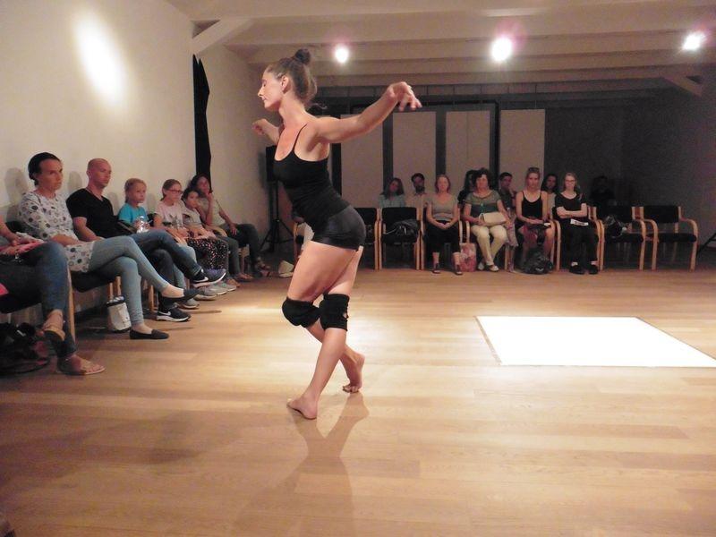 A felvétel a bemutatón készült. Fotó: Veszprém Kukac archív