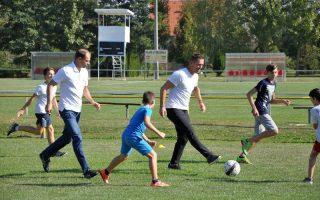 DIÁKSPORT – Tavaly már másfél millió gyerek sportolt egyszerre