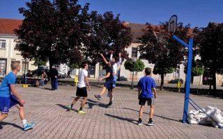 DIÁKSPORT – Báthorysok és táncsicsosok is versenyeznek