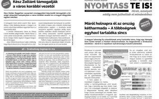 NYOMTASSTEIS – Kis civil házi újságunk