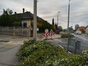 A Balaton utcát a nyár eleje óta hol megnyitják, hol lezárják