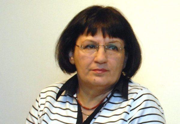Balla Zsófia. Fotó: szombat.org