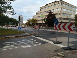 A Kabay utca nyár eleje óta lezárva