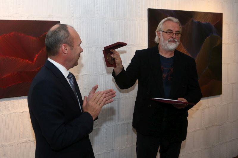 Idén Fenyvesi Ottó kapta a Cholnoky-díjat