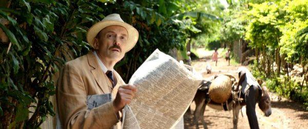 Stefan Zweig szerepében Josef Hader