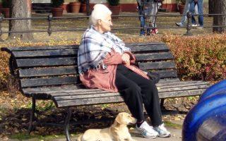 ÖREGEK – Őszi napsütésben, szótlanul