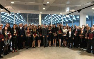 KITÜNTETÉSEK – Sokat tettek Veszprém turizmusáért