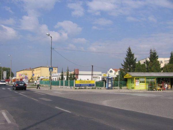 A Pápai út. Fotó: mapio.net