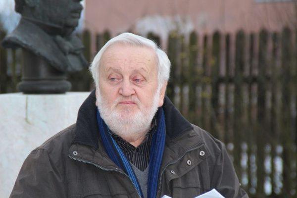 Praznovszky Mihály. Fotó: felvidek.ma