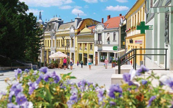 Veszprém megye kereskedelmi szálláshelyein a vizsgált időszakban 265 ezer vendég összesen 631 ezer vendégéjszakára szállt meg. Fotó: veszprem-szallas.hu
