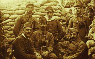 IRODALMI EST – Magyar írók és költők az első világháborúban