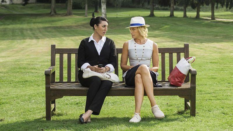 Rossy de Palma és Toni Colette a film egyik jelenetében