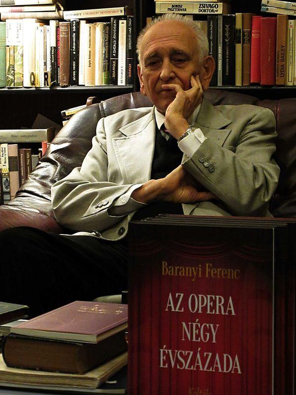 Baranyi Ferenc biztosra veszi egy közösségi társadalom létrejöttét