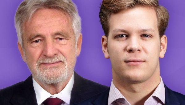 Dr. Meződi János és Hajnal Miklós