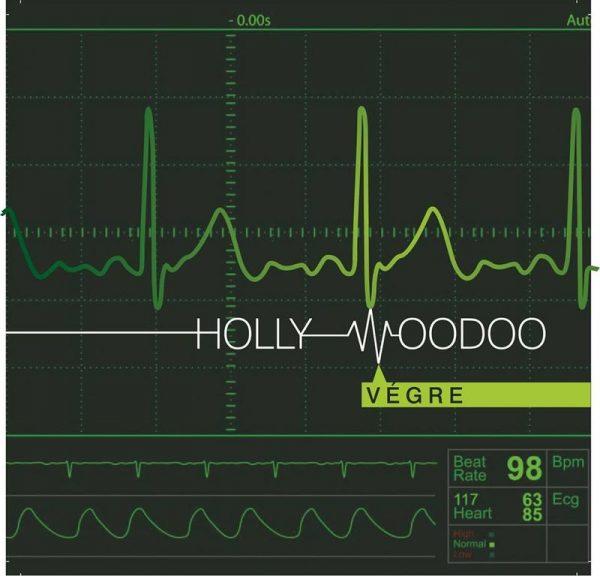 A Hollywoodoo új CD-jének borítója. Az ezt ábrázoló molinóra lehet licitálni december 23-áig