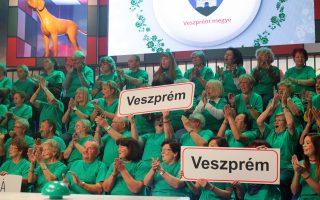 VETÉLKEDŐ – Veszprém megye a középdöntőben