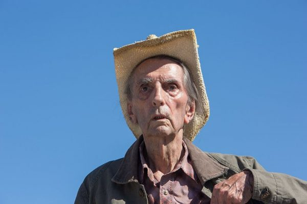 A Lucky című film főhajtás a nemrégiben elhunyt színészlegenda, Harry Dean Stanton előtt