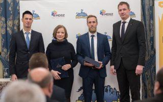 DIÁKOLIMPIA – Több Veszprém megyei iskolát díjaztak