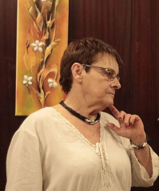 B. Tóth Éva festőművész kiállítása február 2-án nyílik a megyei könyvtárban